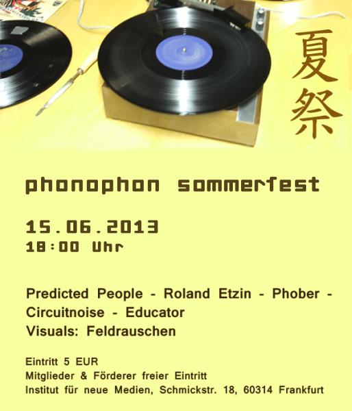 Flyer 15.06.2013